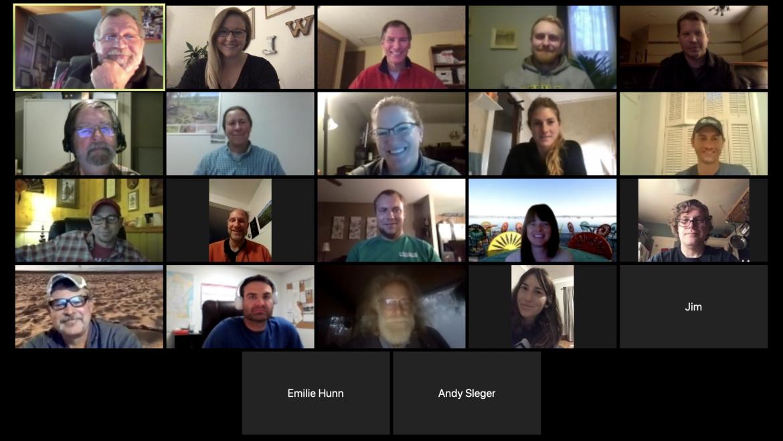 2020 Fall Meeting Success!